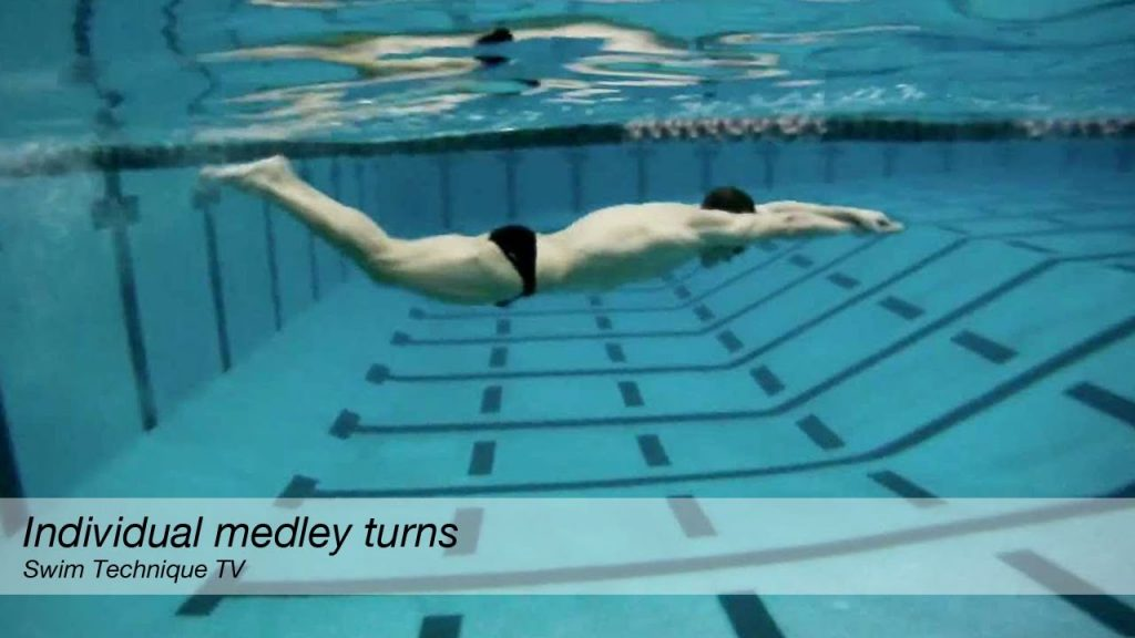 Individual Medley Turns Swimming Technique