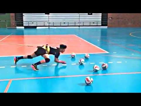 Best Libero Volleyball Trainings 2018 (HD)