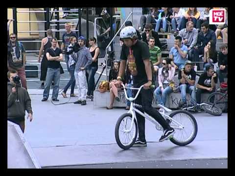 Областные соревнования по BMX-street в рамках «Летней extreme — сессии 2013» г. Тюмень