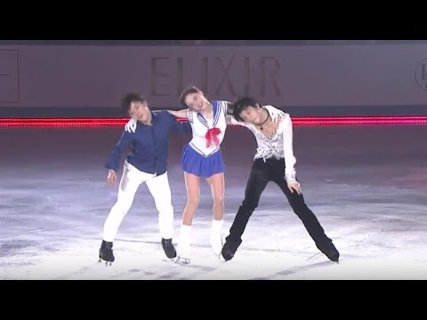 All on Ice — 2017 World Team Trophy