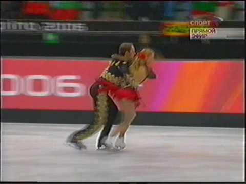 2006 Dance Navka & Kostomarov FD Carmen