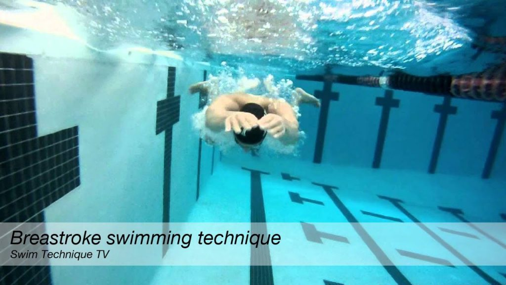 Breastroke Swimming Technique — How to swim breastroke