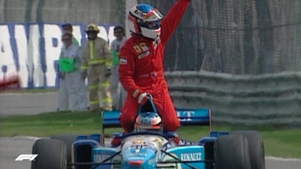 Jean Alesi's Unforgettable Victory | 1995 Canadian Grand Prix