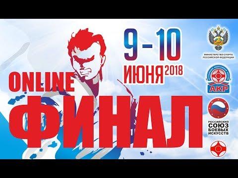 Чемпионат России АКР среди мужчин и женщин. Финальный день