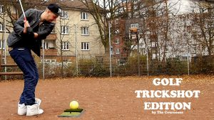 First Golf Trickshot Edition by The Courooons — HD