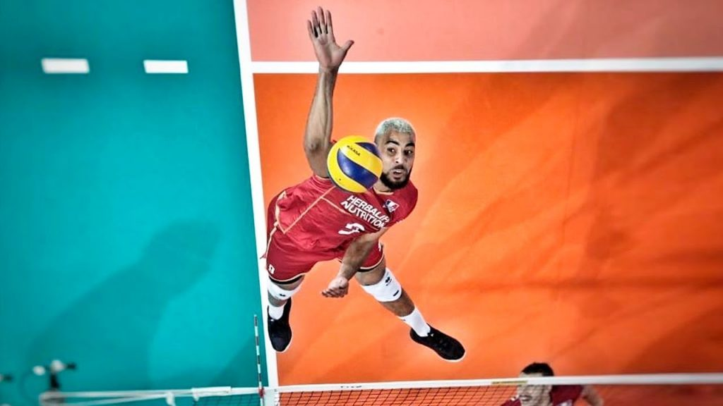 TOP 20 » Monster 3rd Meter Spike | Volleyball Nations League 2018