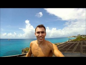 Michal Navratil — jumped from hotel roof in St. Maarten