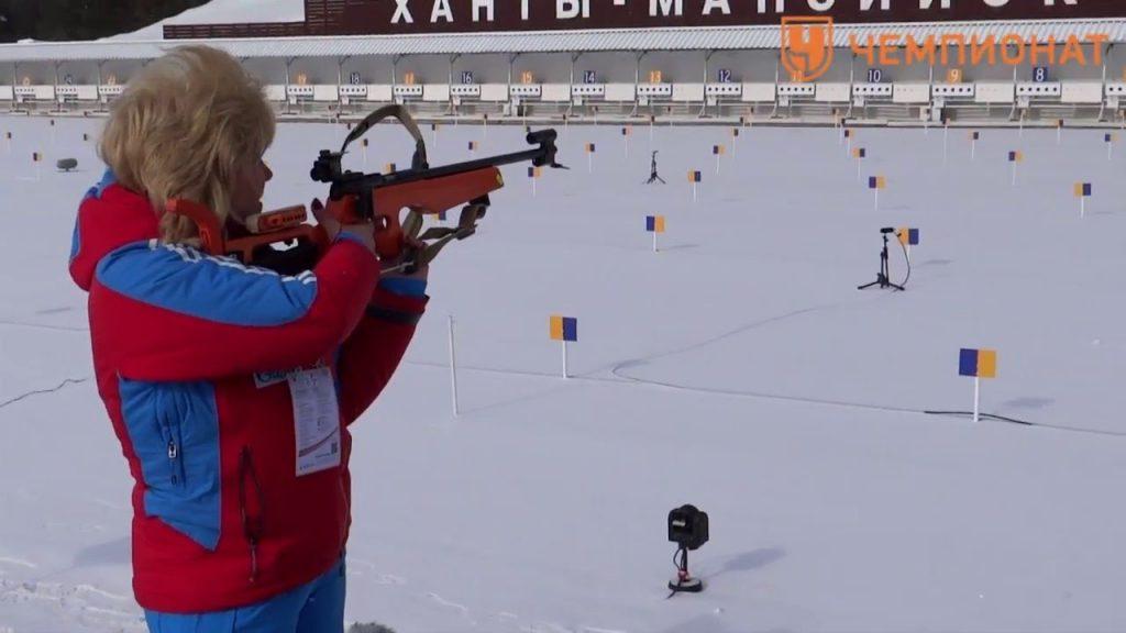«Нулевая» стрельба Анфисы Резцовой | Ханты Мансийск этап КМ | Чемпионат — YouTube