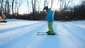 Горнолыжная школа — первые шаги на горнолыжном склоне