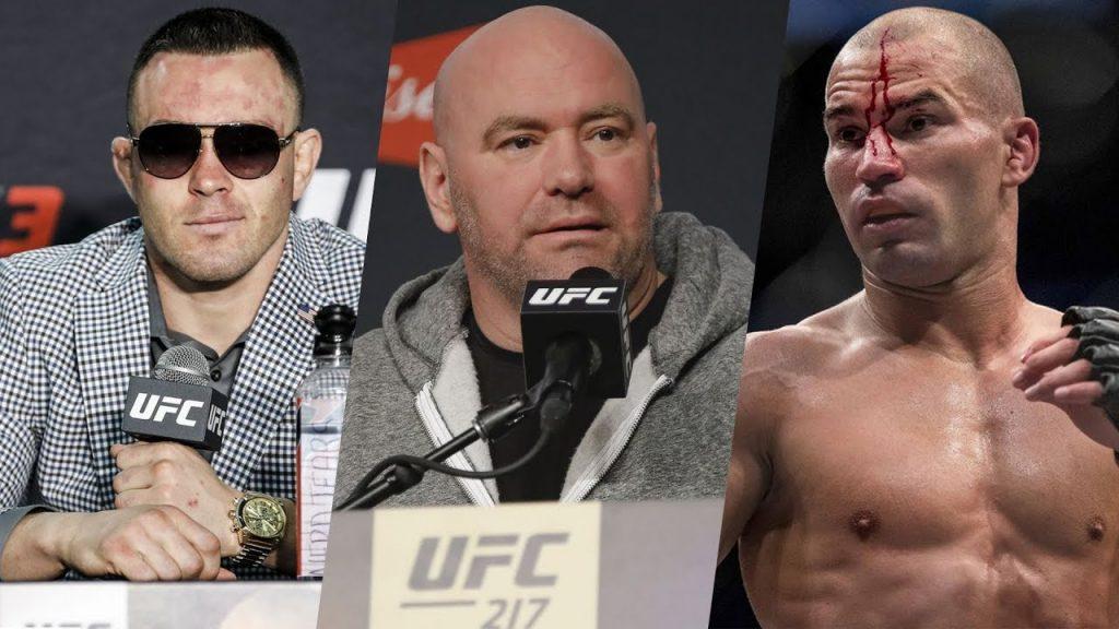 Дана Уайт о бое Лобов vs. Джексон, Ковингтон обвинил Дос Аньоса, ветеран UFC завершит карьеру
