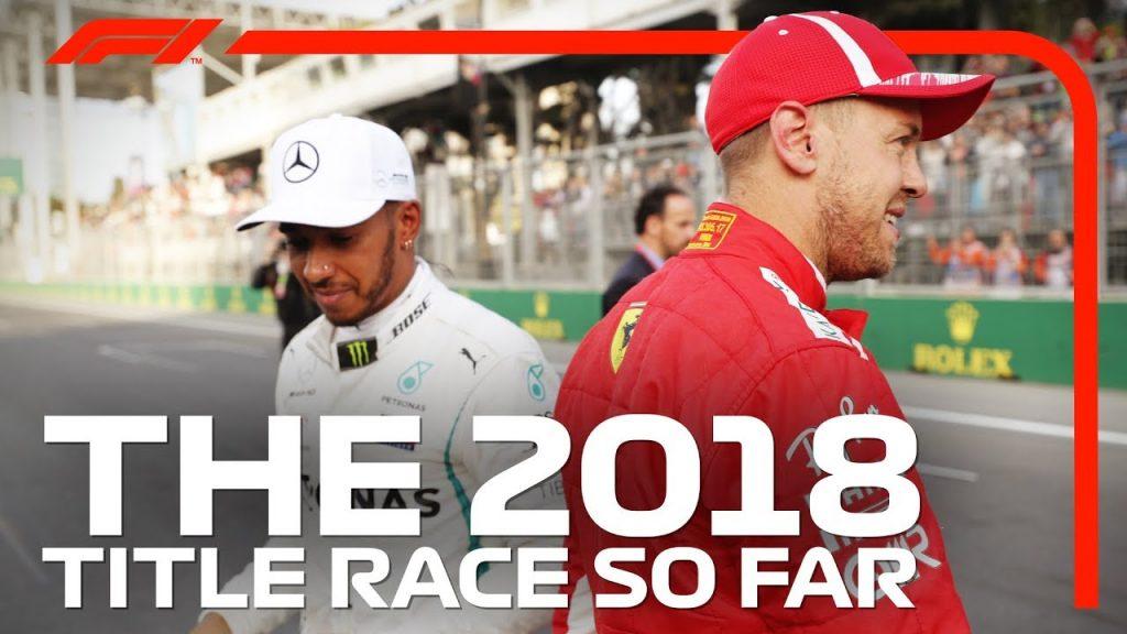 F1 2018 | How The Title Race Has Unfolded So Far