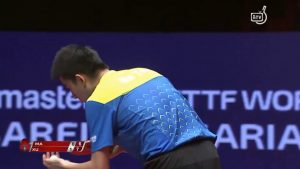 Xu Xin vs Ma Te | 2018 Bulgaria Open Highlights (1/2)
