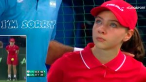 Best Moments of Respect and Fair Play in Tennis 2018