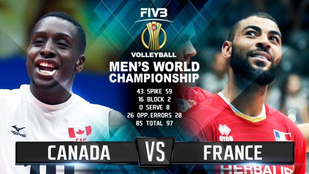 Canada vs. France | Highlights | Mens World Championship 2018