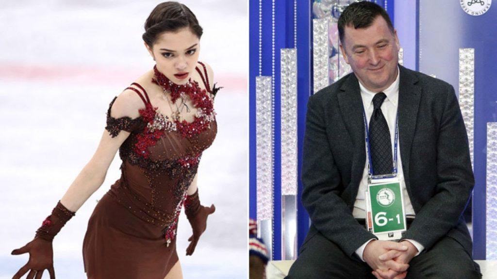 Медведева прилетит на контрольные прокаты с тренером Орсером
