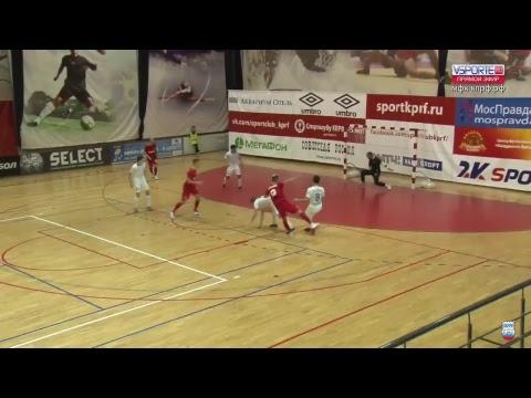 Суперлига. 3-й тур. КПРФ (Москва) — «Динамо Самара». 2 матч