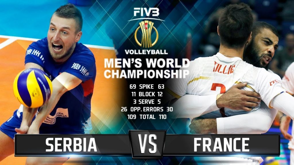 France vs. Serbia | Highlights | Mens World Championship 2018