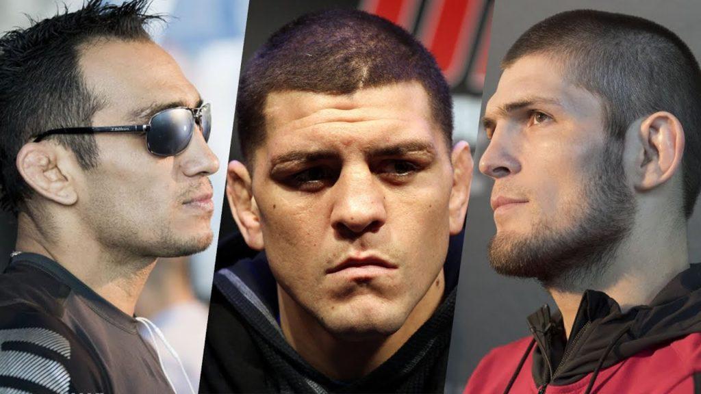 Тони Фергюсон о возвращении и сопернике, Ник Диаз бросил вызов чемпиону UFC