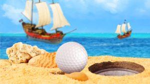 ПИРАТСКОЕ НАШЕСТВИЕ В ГОЛЬФ! (Golf It)