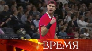 Звездой спортивных новостей стал российский теннисист Карен Хачанов.