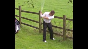 Golf shot of the Year