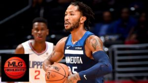 Minnesota Timberwolves vs LA Clippers Full Game Highlights | 11.05.2018, NBA Season