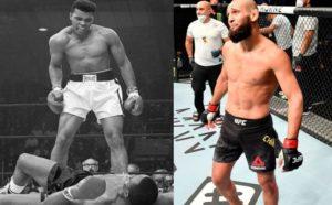 Хамзат Чимаев сравнил себя с Мухаммедом Али: «Я величайший»